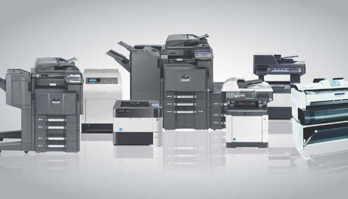 Kyocera Authorised Dealer