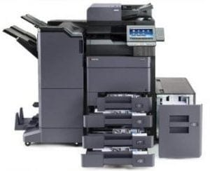 Used Kyocera TASKalfa 4052ci Colour Multifunction Copier - Refurbished Model